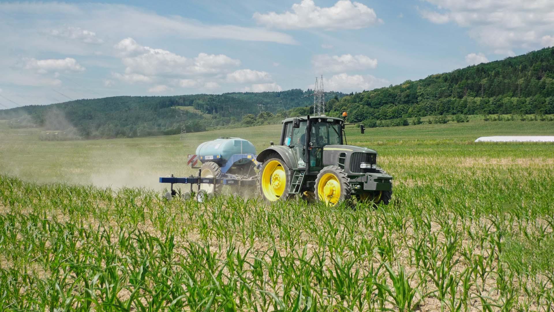 Подпитыватель Blu-Jet AT2000 для жидких органических удобрений