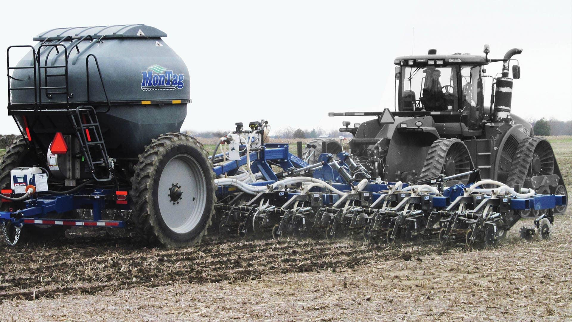 Обработчик почвы/грунта Blu-Jet STRIPTRACKER - Купить каток для культиватора